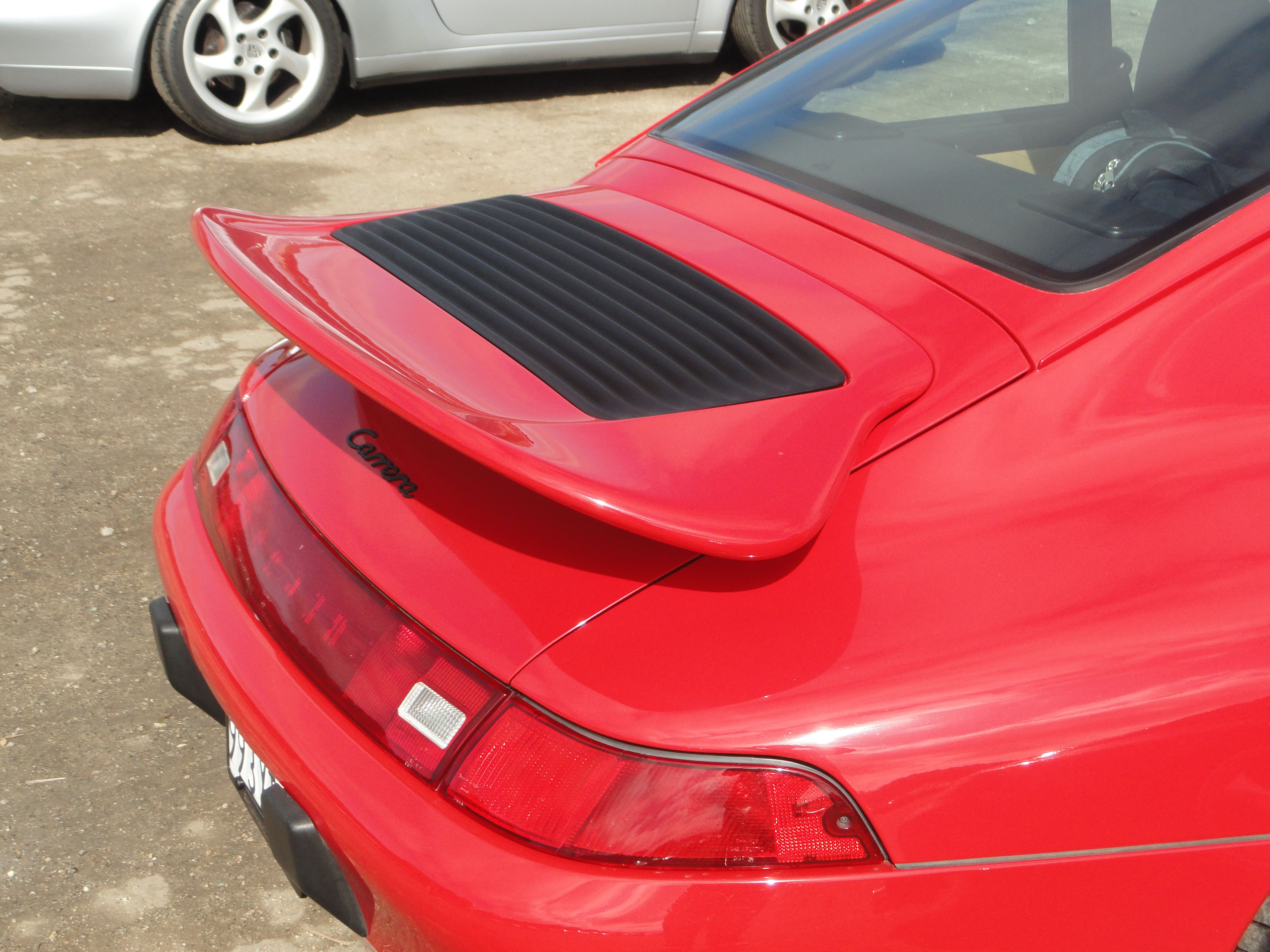 993 Euro rs  wing spoile