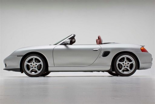 BOXSTER SIDE ROCKER SPYDER LOOK Polyeurathane